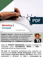 Pelestra de Marketing e Inovação - Plug Minas 2012
