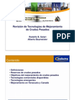 Mejoramiento de Crudo en Venezuela - Inelectra
