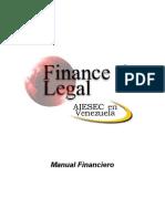 Manual Financier o Oct 2008
