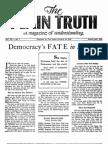 Plain Truth 1942 (Vol VII No 01) Mar-Apr