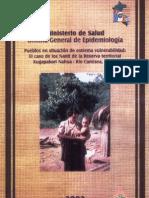 Min Salud Caso Nanti 2003
