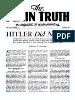 Plain Truth 1952 (Vol XVII No 02) Aug
