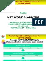 Prinsip-prinsip Net Work Planning Final
