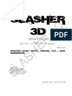 Slasher 3d Casting -  CHELSEA - SUPPORTING (5)