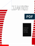 Clean Fruit