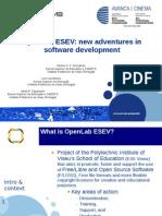 OpenLab ESEV