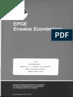 Macroeconomia O Balanço de Pagamentos