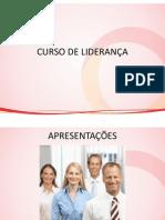 CURSO DE LIDERANÇA 2011