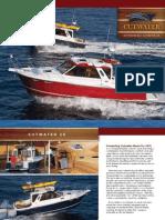 Cutwater Boats Brochure