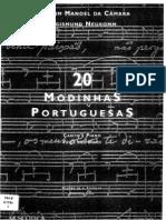 20 MODINHAS PORTUGUESAS