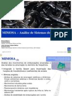 MIMOSA - Análise de Sistemas de Ancoragem
