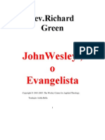 John Wesley O Evangelista