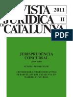 4. Criterios de Los Juzgados Mercantiles de Barcelona y de Catalunya