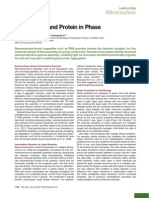 RNA and Protein Transport