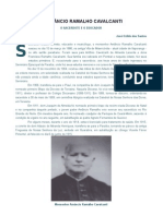 Biografia Monsenhor Amancio Ramalho