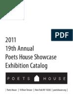 19th Annual Poets House Showcase Catalog 2011