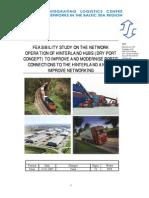 Feasibility Study Dry Ports
