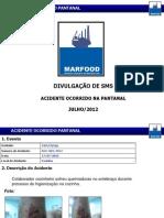 Divulgação de SMS - Acidente Ocorrido na  PANTANAL - JULHO 2012 (1)