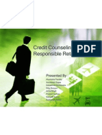 Credit Counseling for Responsible Retail Banking