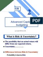 Advanced Capital Budgeting-raw