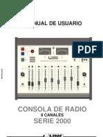 manual mesa de radio link