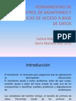 HERRAMIENTAS DE BASES DE DATOS DISTRIBUIDAS
