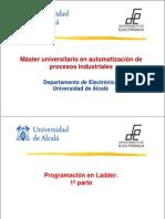 3. Programacion en Ladder
