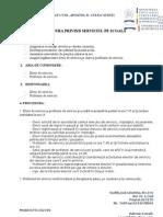 Procedura Privind Serviciul Pe Scoala 20112012