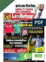 LE BUTEUR PDF du 12/08/2012