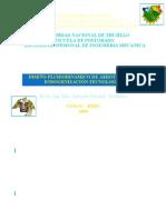 DISEÑO FLUIDODINAMICO DE AEROTURBINAS Y ENDOGENIZACIÓN TECNOLOGICA