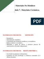 MATERIALES CERÁMICOS DE USO AERONÁUTICO