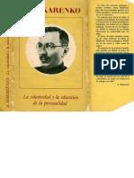 95070002 Makarenko a La Colectividad y La Educacion de La Personal Id Ad