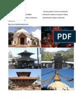 Pilgrims Site at Nepal