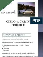 Cielo- A Car in Trouble Case
