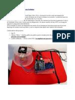 Maqueta de Control PID