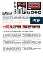 LFC Reel Time Newsletter | Issue 3