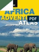 55353484 National Geographic Africa Adventure Atlas ISBN 9781597751469