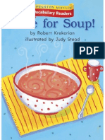 K.3.3 - Time for Soup!