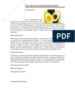 Aguacate Producto