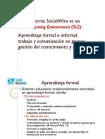 SocialWireLabs_SocialLearningEnvironment