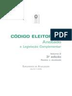 Codigo Eleitoral vol2