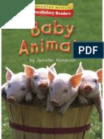 K.8.3 - Baby Animals