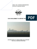 ICAO Involvement in Airport Projects
