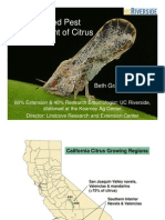 Grafton Cardwell Integrated Pest Management of California Citrus 2011 2