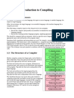 Compiler Reading Notes 1