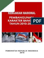 1_kebijakan Nasional Pemb Karakter Bangsa 2010_2025