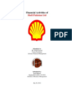 Shell Pakistan Financial Management