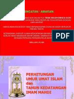 Perhitungan Umur Umat Islam
