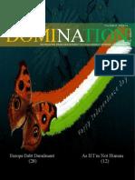 DoMination August 2012