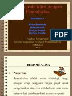 Pp Hemodialisis